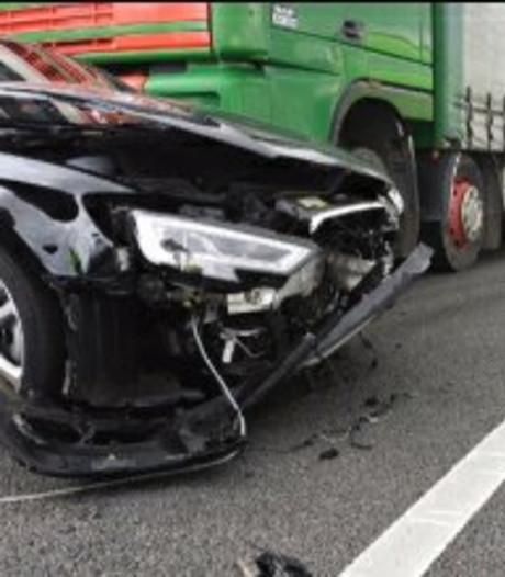 'Goed gesprek' over ongelukken op de A12