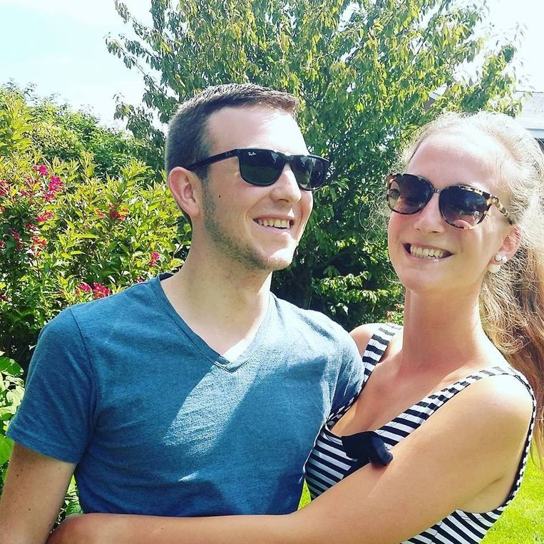 Michiel was onlangs getrouwd met zijn grote liefde Linde.
