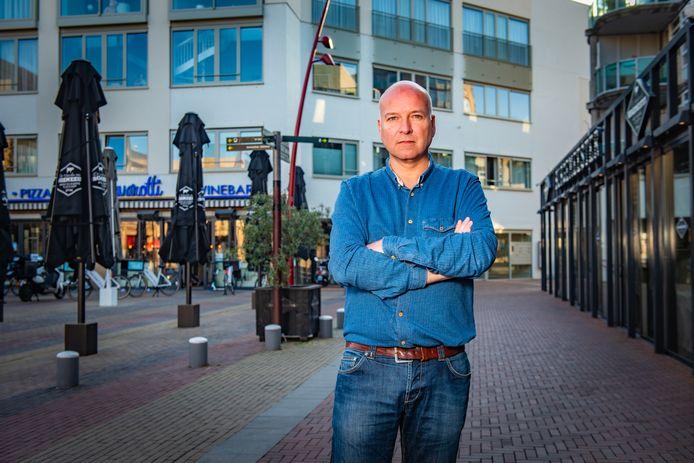 Ondernemer Edwin Degen hoopt op meer steun vanuit de overheid voor de horeca.