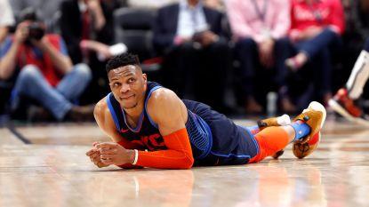 VIDEO. New Orleans pakt ondanks 44 punten van Westbrook de scalp van Oklahoma City