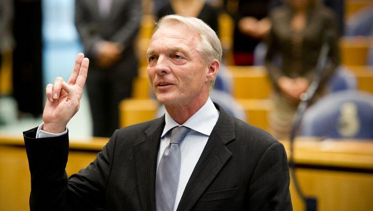 ontslagbrief tekenen Van Zutphen vroeg Kinderombudsman geheime ontslagbrief te tekenen