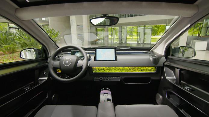 Deze Elektrische Auto Hoef Je Niet Op Te Laden Auto Tubantia Nl