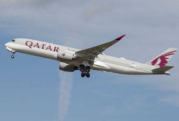 De actie van Qatar Airways loopt nog tot vanavond laat.