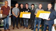 Organisatie Dulle Dorpsdagen schenkt 6.000 euro aan goede doelen