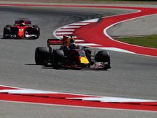 Grand Prix duurt voor Ricciardo slechts 16 rondes