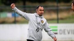 Walem verlaat Belgische beloften en wordt bondscoach van Cyprus