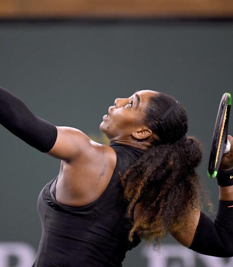 'Finale' in eerste ronde tennistoernooi Miami