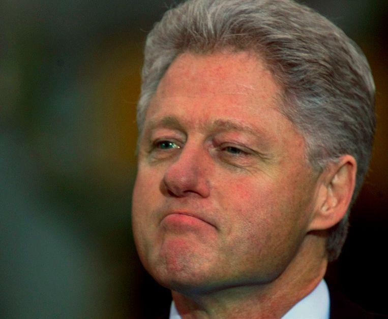 Bill Clinton.  Beeld AP