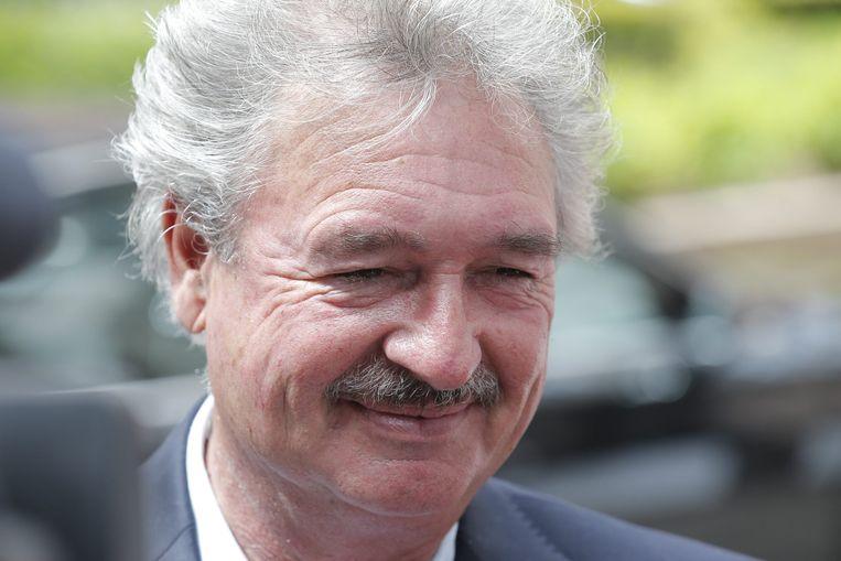 Minister van Buitenlandse Zaken van Luxemburg Jean Asselborn Beeld epa