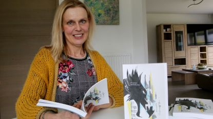 Schrijfster Leine-Laura debuteert met helende sprookjes