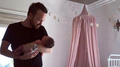 Aaron Paul maakt de naam van zijn dochtertje bekend, en er zit een 'verhaal' achter