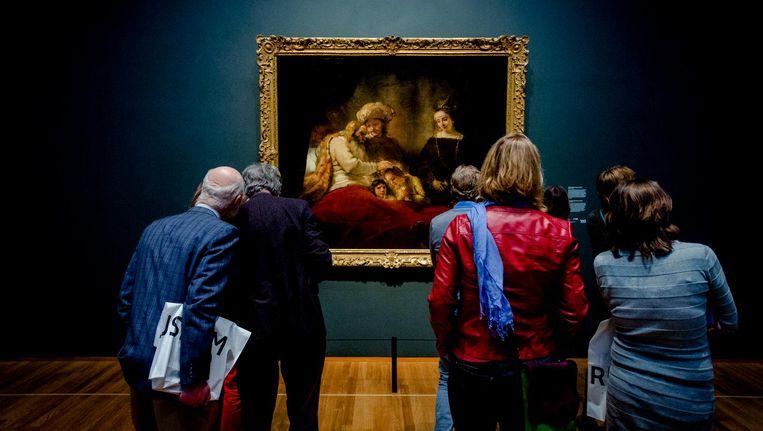 Bijna tachtig werken uit het Rijksmuseum zijn te zien in Sydney Beeld ANP