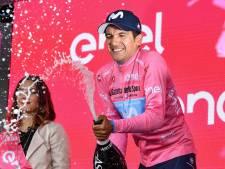 Carapaz leeft jongensdroom: wielertrots van Ecuador ontbolstert