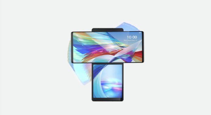 LG heeft een nieuwe smartphone aangekondigd met een draaibaar scherm, de LG Wing. Wanneer een gebruiker het hoofdscherm van 6,8 inch 90 graden draait, komt een tweede scherm van 3,9 inch tevoorschijn. Het toestel krijgt daarmee een T-vorm.