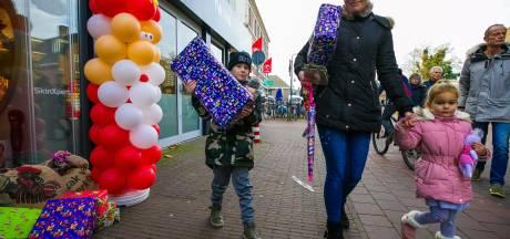 Nauwelijks wachtrijen bij winkels in Boxtel en Schijndel: 'Je gaat nu ook niet voor de gezelligheid hè'