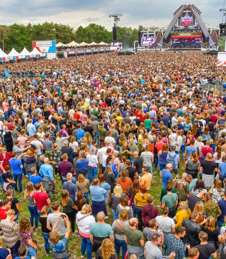 Zeven mensen onwel op festival Vliegende Vrienden in Eersel