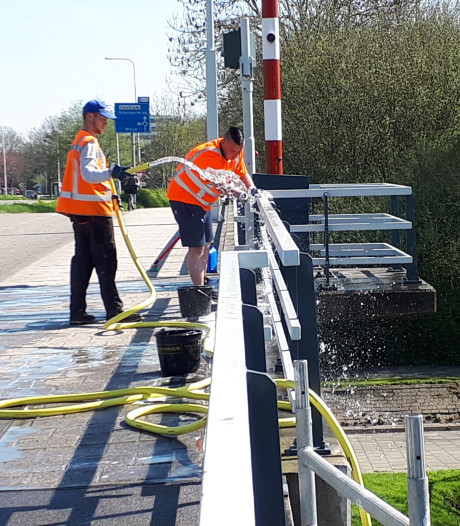 ProRail alert op Alphense spoor-draaibrug