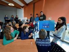 Leerlingen van basisschool leren beter met water om te gaan