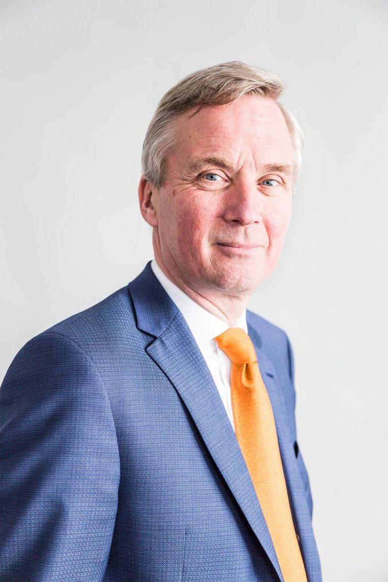 Na het vertrek van Kajsa Ollongren naar Den Haag is Eric van der Burg de volgende locoburgemeester die tijdelijk plaatsvervanger wordt. Het maakt dat hij serieus en langdurig nadenkt over een sollicitatie. Beeld Tammy van Nerum
