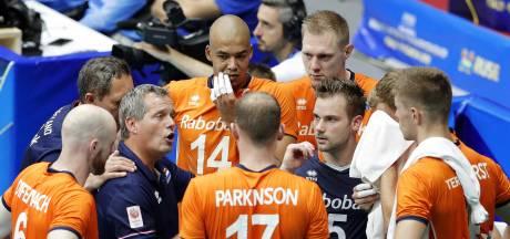 Volleyballers beginnen EK in Ahoy