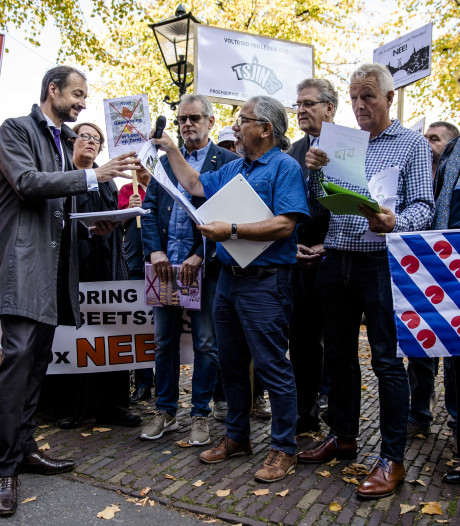 Minister stemt nu ook in met verlenging gaswinning Loon op Zand; gemeenten in beroep