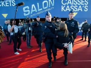 Les militants d'Extinction Rebellion interpellés devront payer une amende de 2.000 euros chacun