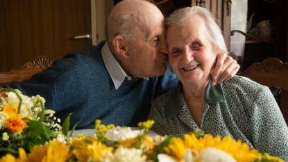 Een week goed nieuws: honderdjarige na 77 jaar nog steeds gelukkig getrouwd met haar Maurice (98) en andere verhalen die je blij maken