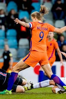 Voetbalvrouwen sluiten oefencampagne af tegen Wales