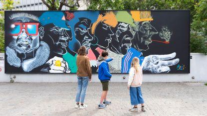 Vakantiekampen rond streetart en stopmotion voor tieners in herfstvakantie