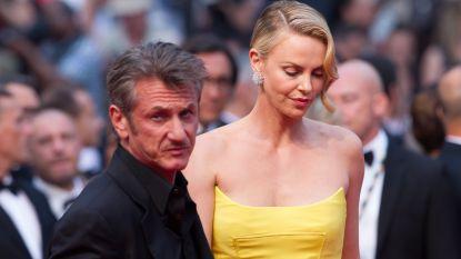 Charlize Theron ontkent verloving met ex Sean Penn