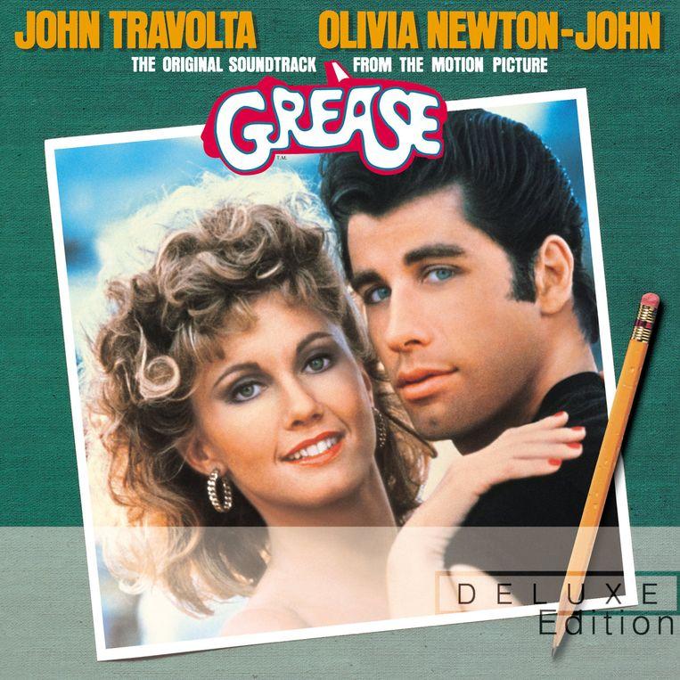Soundtrack Grease Beeld RV