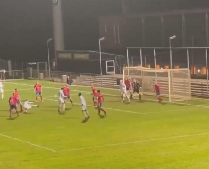 Le but génial de Nicolai Geertsen en Coupe du Danemark.