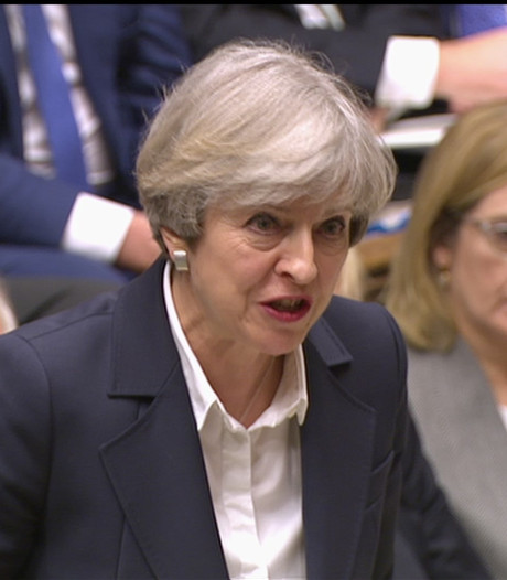 Brexit: Geen weg meer terug
