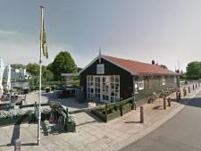 Inbrekers stelen geldbedrag uit kas van restaurant in Hoogmade
