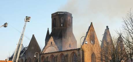Herbouw afgebrande kerk in Westkapelle begint snel
