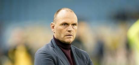 Oosting verlengt contract bij Vitesse en wordt assistent van Letsch
