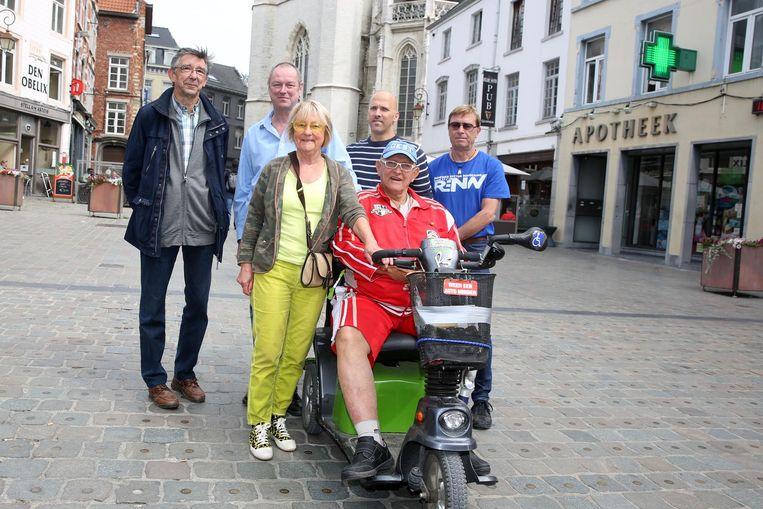 Roger Bontridder, Andre Gorgon, Frieda De Kerf, Marc Dekens, Daniel Heymans en Laurant D'hollander staan op de lijst.