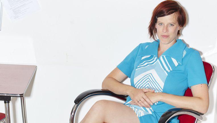Rianne van der Molen (journalist, 36). Beeld Valentina Vos