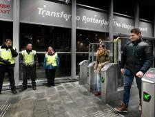'Geen metro naar vuurwerk Hoek van Holland en Nesselande'