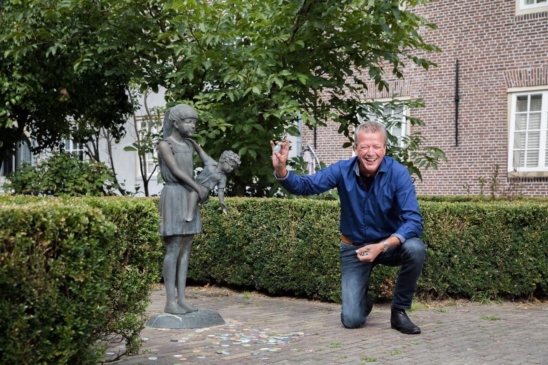 Hans Zandvliet bedacht de flippo en werd miljonair, maar inmiddels is hij zijn hele kapitaal kwijt.