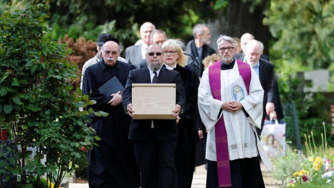 Stalen van nazislachtoffers begraven in Berlijn