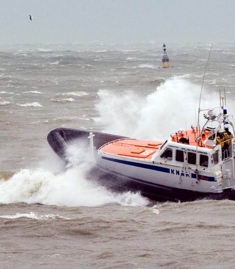 Vermiste man Noordzee niet gevonden, zoektocht gestaakt