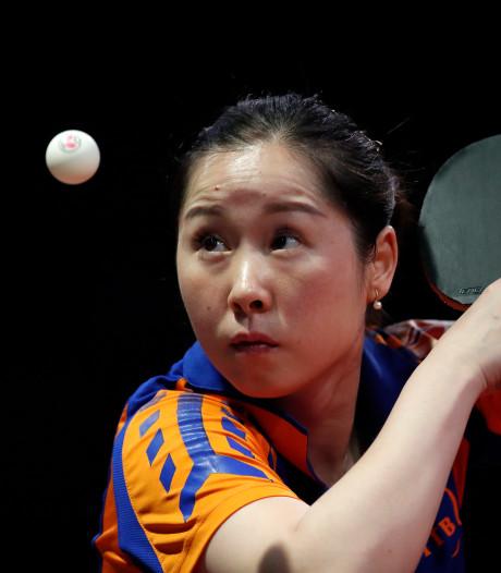 Li Jie naar achtste finales in Minsk, Eerland onderuit