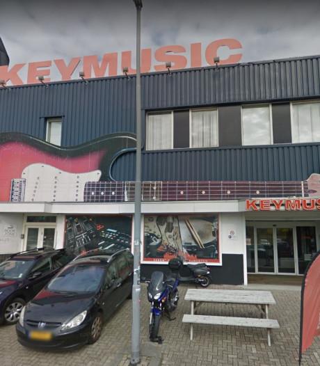 Muziekketen Keymusic is failliet verklaard