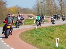 Corona-maatregel Bommelerwaard: dijken langs Maas en Waal en Veerdam Brakel tijdens Pasen afgesloten