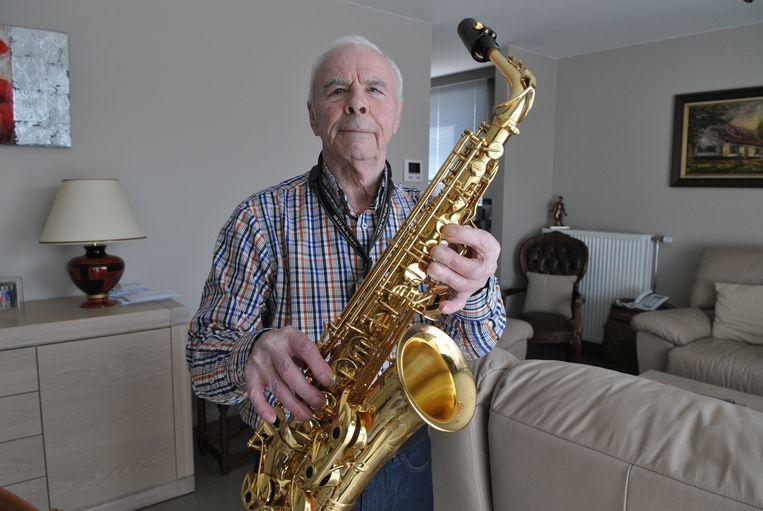 Eric was 65 jaar actief als muzikant.