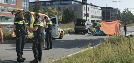 Vrouw op e-bike komt om het leven na aanrijding in Leusden