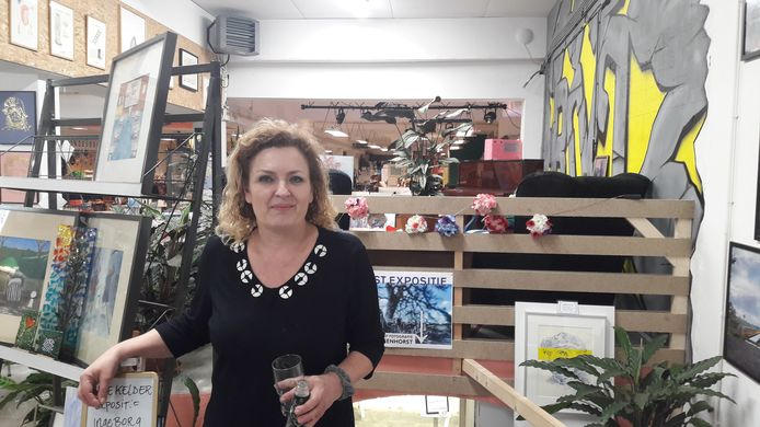 Monique Bredeveld.