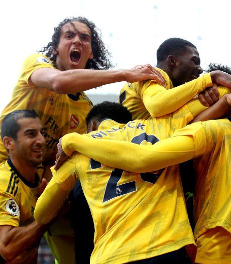Arsenal begint met zege bij Newcastle na foutje van debutant Willems