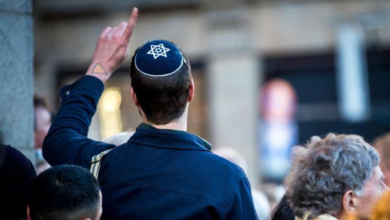 Volgens het CIDI komt de groei van antisemitisme in Nederland overeen met de trends in andere landen. Beeld anp